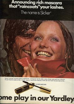 89 Best 1970 S Beauty Images Vintage Ads Vintage