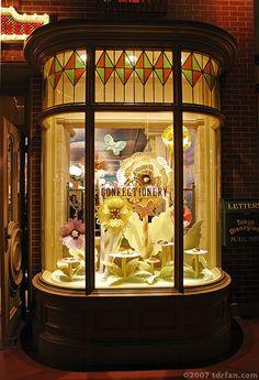 Confectionery Window