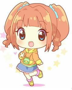 Her eyes are huge! I love these kinds of chibi! Chibi Kawaii, Manga Kawaii, Kawaii Art, Kawaii Anime Girl, Chibi Manga, Cute Anime Chibi, Manga Anime, Anime Art, Kawaii Drawings