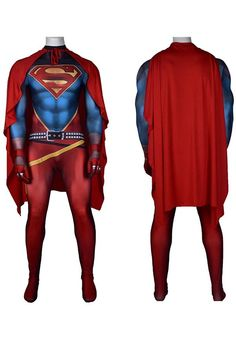 This Superman: Godfall Cosplay Costume Kids Adults is high-elastic and comfortable. It is made of 3D printed spandex fabric. Not only adults and kids can also wear it at family gathering, party, Halloween and so on. Welcome to enjoy it. Contact us Takerlama@gmail.com Superman, Batman, Superhero Cosplay, Spandex Fabric, Cosplay Costumes, Kids, How To Wear, Halloween, Printed