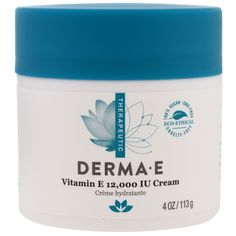 Derma E, Крем с содержанием витамина E 12000 МЕ