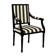 And the Madeline room would probably need some miniature versions of this chair...upholstered in blue, red or yellow