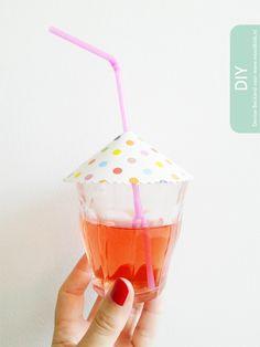 Confetti DIY - weg net de beestje in je limonade : Moodkids