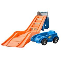 Hot Wheels Extreme Thrill Coaster Kids Roller Coaster Ride On Toy, Orange Extreme Roller Coaster, Roller Coaster Ride, Roller Coasters, Toys R Us, Kids Toys, Toddler Play, Toddler Slide, Toddler Stuff, Ride On Toys
