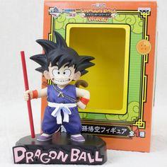 Dragon Ball Z Son Goku Gokou Boy Mini Figure Ichiban Kuji Banpresto JAPAN ANIME 2