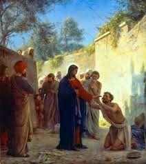 Divulgador da Palavra: Sobre capas jogadas ao vento e seguir a Cristo: A ...