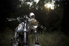 AD HOC CAFE RACERS