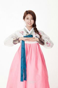 "AOA member Seolhyun is hoping fans have a happy Lunar New Year! The usually flashy idol star showed a more toned-down, demure AOA""s Seolhyun hopes you have a happy Lunar New Year! Korean Traditional Dress, Traditional Dresses, Korean Beauty, Asian Beauty, Korea Dress, Vietnam, Happy Lunar New Year, Kim Seol Hyun, Korean Hanbok"