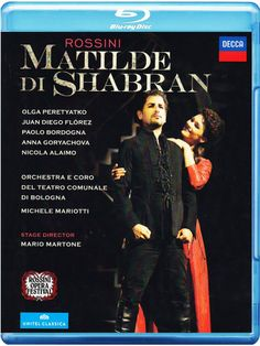 Rossini: Matilde Di Shabran (2013) ($32.62) - The rest of the singers are wonderful, also. - There is a very informative history of the opera and decent synopsis. - He also performed it in 2004, 2008 and 2012, when it was finally video recorded. http://www.amazon.com/exec/obidos/ASIN/B00DGPHKAO/electronicfro-20/ASIN/B00DGPHKAO