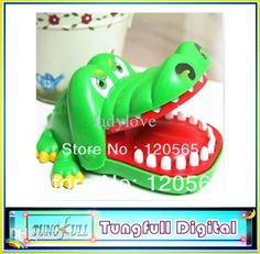 ladylove is widely regarded as one of the best wholesalers for Math, Counting & Time, the  Wholesale-Free Shipping New Novelty Items Children Gift Magic Crocodile Mouth Dentist Bite Game Toys Party Keychain could be reachable at a discount price of $16.54.