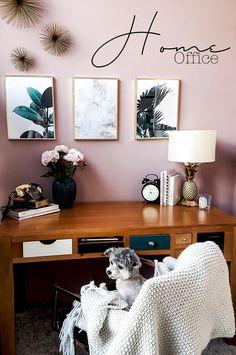 Alles neu macht der Juni. Zumindest das Büro in den eigenen 4 Wänden kann immer mal wieder ein Makeover bekommen. Dieses Mal zusammen mit Desenio.