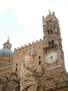 Palermo Cathedral - Sicilia, Italy