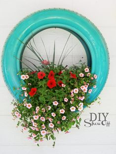 There are a lot of cool ideas out there on re-purposing things, but TIRES, I never would have thought tires could be so useful and creative. Here are some awesome ways to re-use tires if you so de...