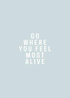 "farfetch: "" Go where you feel alive """