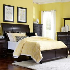 Shop for the Broyhill Furniture Farnsworth King Bedroom Group at Belfort Furniture - Your Washington DC, Northern Virginia, Maryland and Fairfax VA Furniture & Mattress Store Home, Bedroom Group, Furniture, Mattress Furniture, Bedroom Set, Pine Dining Room, Broyhill Bedroom Furniture, Broyhill Furniture, Bedroom Furniture