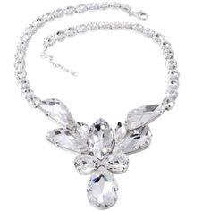 Colier de lux elegant cu cristale swarovski http://www.bijuteriifrumoase.ro/cumpara/victoriana-necklace-lux-cristale-swarovski-1844