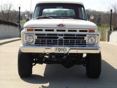 New classic truck ford vehicles ideas Classic Ford Trucks, Ford 4x4, Ford Pickup Trucks, Car Ford, Chevy Trucks, Lifted Trucks, Tow Truck, Small Trucks, Trucks And Girls