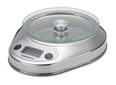 Cuisinart KML-KO3B Precision Chef Bowl Electronic Kitchen Scale - http://droppedprices.com/kitchen/cuisinart-kml-ko3b-precision-chef-bowl-electronic-kitchen-scale/