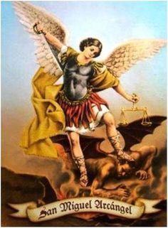 Oración Poderosa A San Miguel Arcángel Para Que Este Siempre Junto A Ti God Losangeles California Love Santa Archangels Virgin Mary Art Archangel Michael