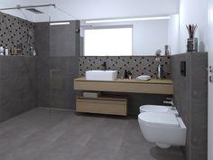 3D látványterv Atlas Concorde Boost burkolattal #3dlátványterv #3dlátványtervezés #baustyl #lakberendezes #lakberendezesiotletek #stylehome #otthon #homedecor #inspiration #design #homeinspiration #interiordesign #interior #elevation #3dplan #bathroom #AtlasConcorde #AtlasConcordeBoost 3d Visualization, Concorde, Bathroom Ideas, Vanity, Home Decor, Dressing Tables, Powder Room, Decoration Home, Room Decor