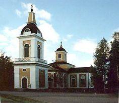 Malax kyrka, Maalahti kirkko.