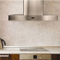 Cavaliere, Cavaliere-Euro SV218Z Stainless Steel Wall Mount Range Hood with 900 CFM | KitchenSource.com
