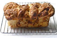 chorizo white cheddar cheese bread