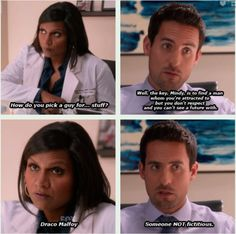 LOL!!! -- Mindy Kaling, The Mindy Project
