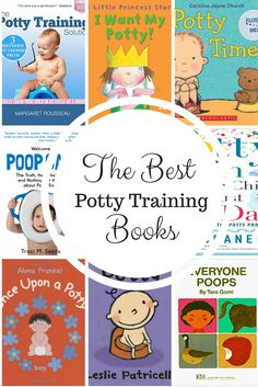 The Best Potty Training Books: Potty training books came in handy when we were teaching Ava. Basically, these books helped her understand more the importance of using her potty. (Post By: Robyn Good via Celeb Baby Laundry)