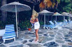 Brigitte Triangl Bikini | Turkey | October 2015