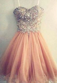 It's so girly I love it would I wear it.. nope but's it's cute 2015 prom dress, prom dresses