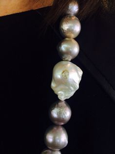 Diamonds in Pearls... What could be better?!