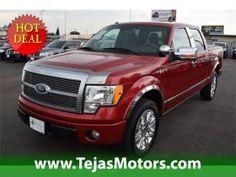 2010 Ford F-150 at Tejas Motors in Lubbock Texas Lubbock Texas, Automotive Sales