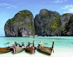 Thailand is one of those rare places where your honeymoon vacation is exceptionally full and harmonious. This country is always luring crowds of people (and lots of newlywed couples, too) who want to soak up the unique eastern culture and the pleasan