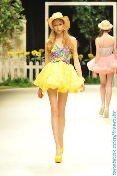 w♥c Spring 2013 Collection - Tokyo Fashion Week Spring 2013