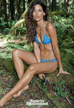 Lily Aldridge-Sports Illustrated 2015