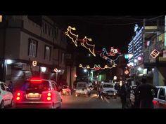 Christmas Lights @ Aizawl, Mizoram 2014