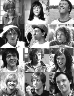 You are my best friend if you can name all these Chris Lilley characters.