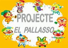 PETIT MON: EL PALLASSO projecte de P3 Yoshi, Education, Artist, Fictional Characters, Animals, Carnival, School, Blue Prints, Bees