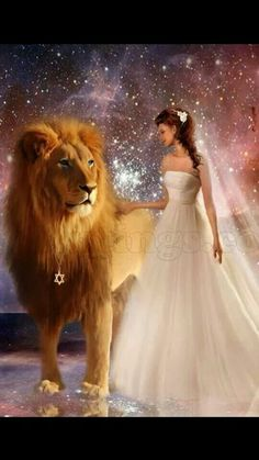 Rev 21:10, 11 kjv   Yeshua(Lion of Judah/Lamb and the Church (Bride) And he carried me away in the spirit to a great and high mountain, and shewed me that great city, the holy Jerusalem, descending out of heaven from God, Having the glory of God: and her light was like unto a stone most precious, even like a jasper stone, clear as crystal;
