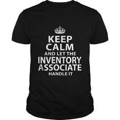 INVENTORY ASSOCIATE T-Shirts, Hoodies. BUY IT NOW ==► https://www.sunfrog.com/LifeStyle/INVENTORY-ASSOCIATE-118677783-Black-Guys.html?id=41382
