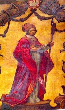 Adalbert of Prague - patron of Bohemia, Poland, Prussia