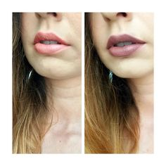 #SwatchSaturday Ecco gli swatches dei #LippieStix di #colourpop : A sinistra #Acquarius un bellissimo nude leggermente pescato e a destra #Tootsie nude freddo con una punta di grigio. Il primo è un po' più morbido quasi cremoso ma entrambi hanno una resa pazzesca e sono confortevoli sulle labbra. Quale preferite?buon weekend  . . . #lipswatches #swatch #aru #glamorousmakeup #makeup #makeupaddict #beauty #beautynerd #beautyblog