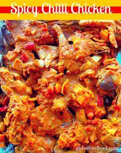 NICE Spicy Chilli Chicken