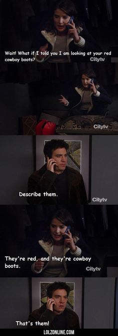Classic Ted Mosby #lol