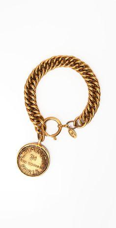 Vintage Channel bracelet