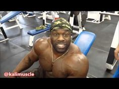 Kali Muscle: CRAZY CHEST TRAINING (**REAL OR FAKE WEIGHTS**)