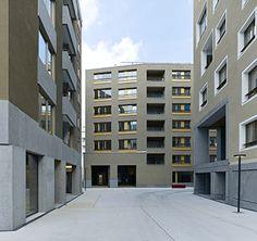 157 Nordbahnhof Wien - von Ballmoos Krucker Architekten