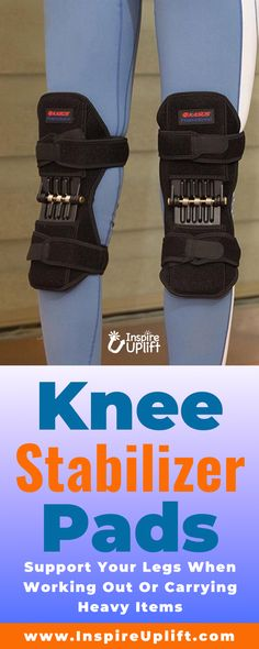 Now, you can offer support to your thighs and calves, while reducing the pressure on your sore knees and joints, wearing these innovative, new Power Knee Stabilizer Pads! These pads provide support to… Vitamins For Nerves, Sore Knees, Chiropractic Treatment, Knee Pain Relief, Sciatic Pain, Knee Surgery, Muscle Spasms, Nerve Pain, Reduce Inflammation