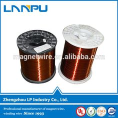 Enamelled Copper Wire Magnet Is An Insulated Or Aluminium Electrical Conductor Used In Motors Transformers And Other Electromagnet